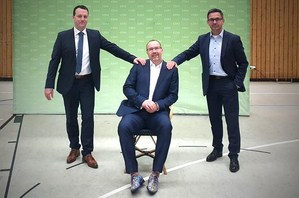 Steffen Zenner will Oberbürgermeister werden