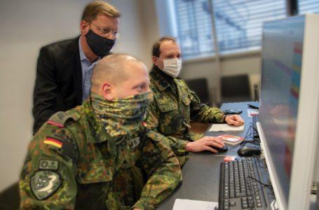 Soldaten unterstützen im Vogtland Seniorenheime