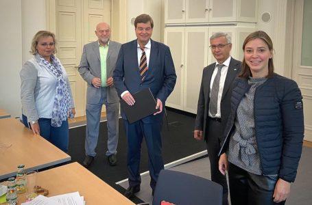 Ferlemann: Elektrifizierung nach Nürnberg kommt