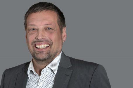 Will in Plauen Oberbürgermeister werden: Ingo Eckardt