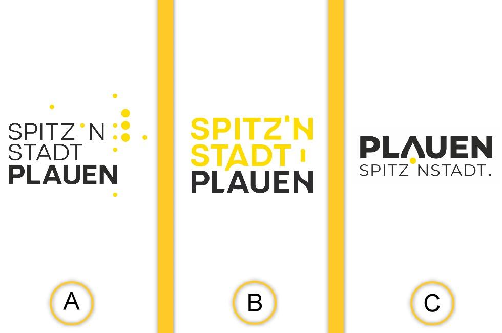 Spitz ́nstadt Plauen - Kreative Plauener entwickeln neues Design