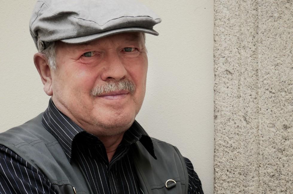 Peter Winkler öffnet sein Archiv über Plauen