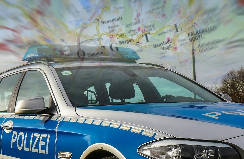 Die Polizei im Vogtland ermittelt