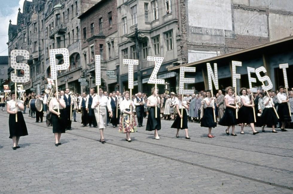 1. Plauener Spitzenfest