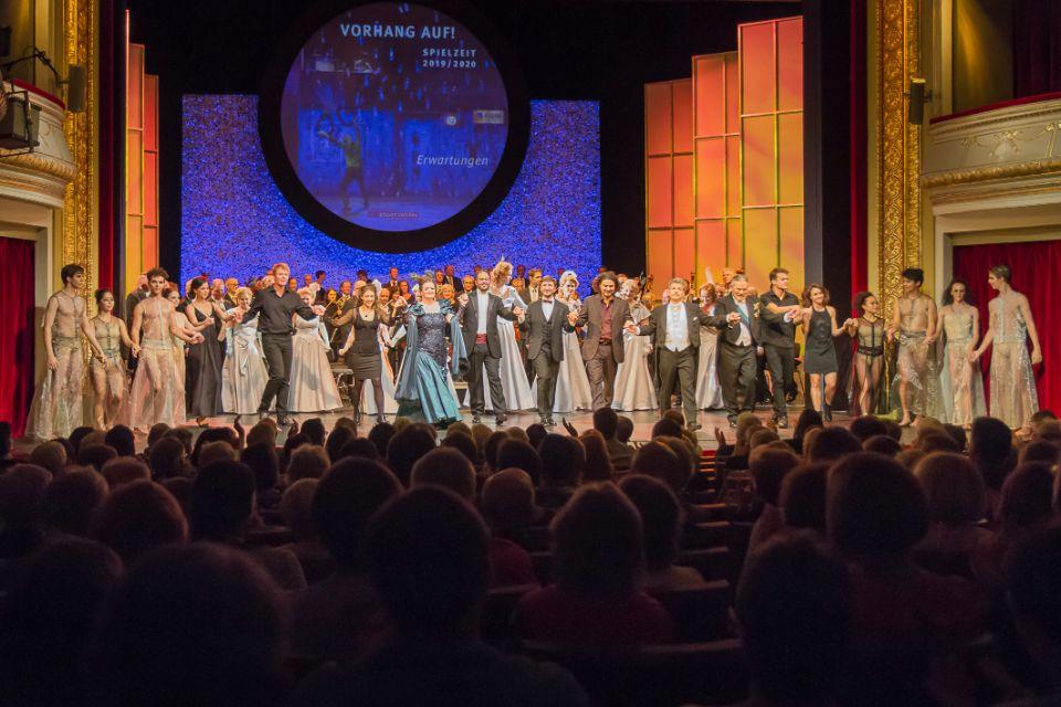 Theater Plauen-Zwickau startet in neue Spielzeit