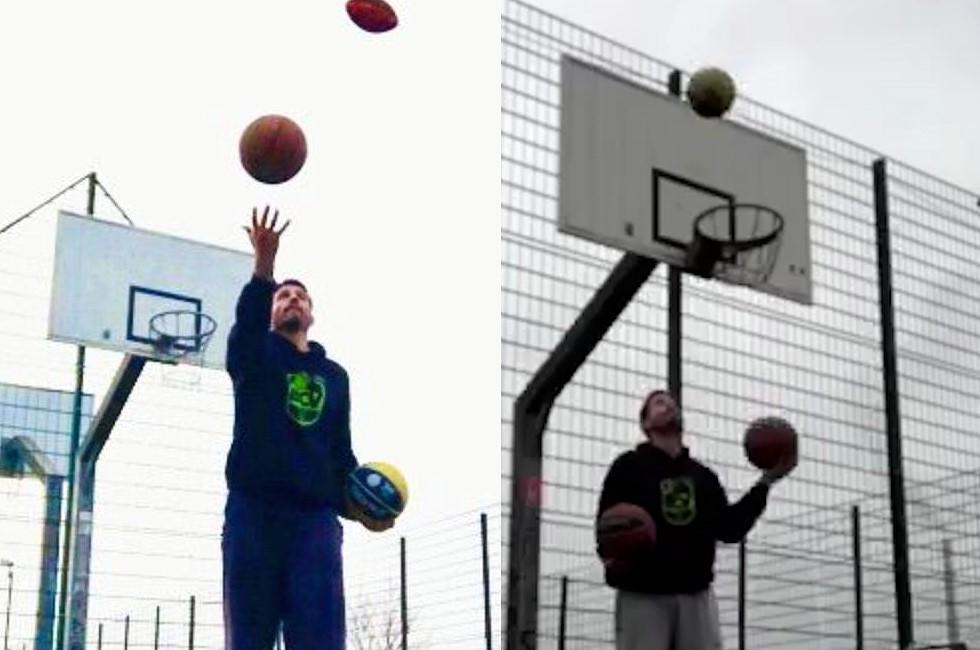 Plauener siegt bei Basketball-Lockdown-Challenge