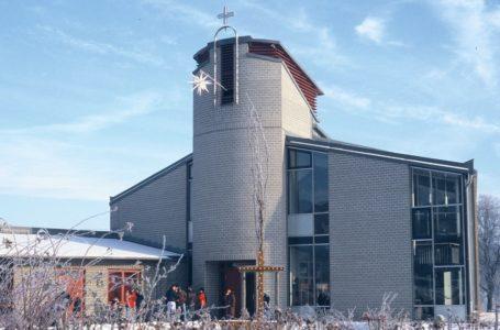 Christvesper-Gottesdienst aus der Versöhnungskirche Plauen