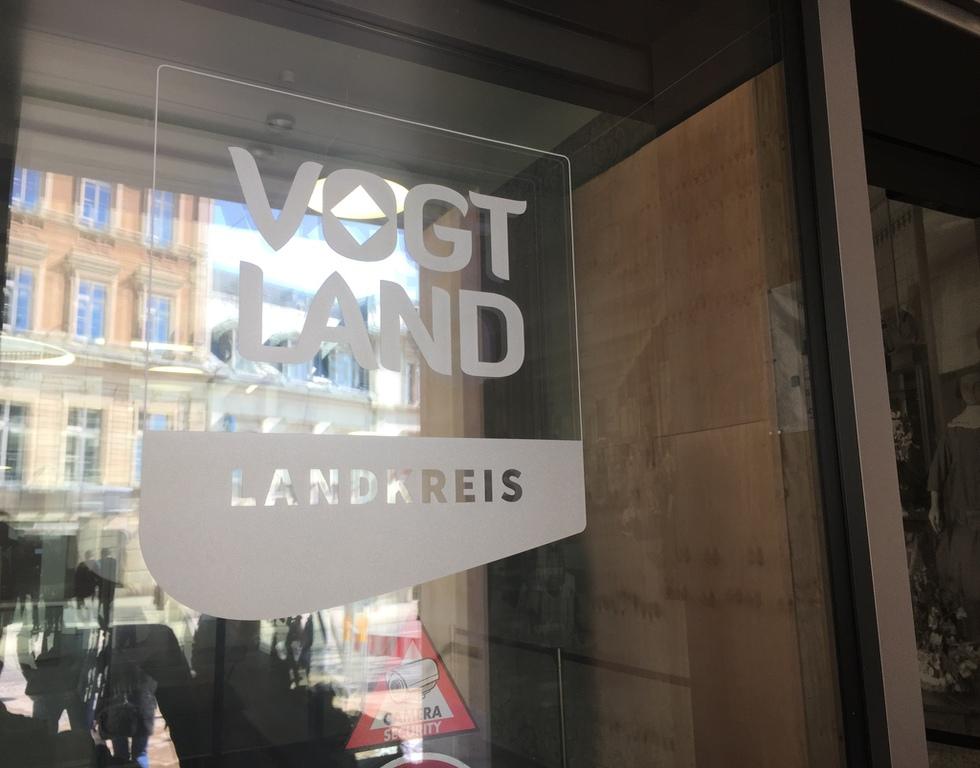 Landratsamt in Plauen
