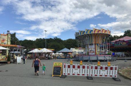Sommer-Rummel in Plauen trotz Corona