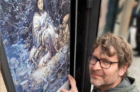 Vogtlandkreis zeigt einzigartige Hermann Vogel Schau
