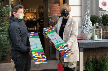 Zweite Lego-Rampe in Plauen übergeben