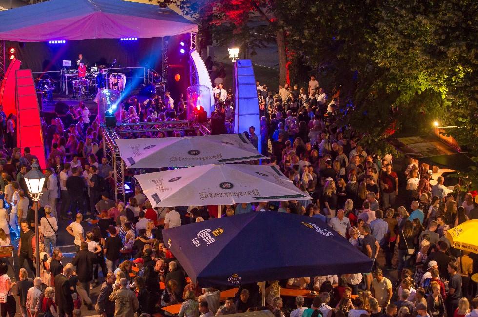 Spitzenfest backstage: Der Erfolg vom sol de mañana