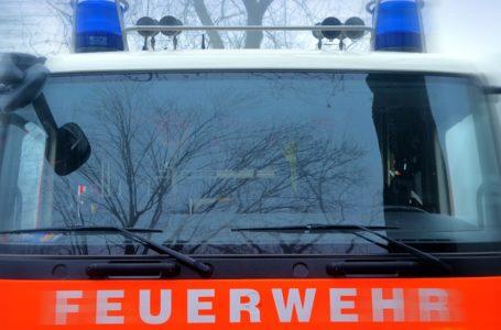 Einfamilienhaus in Markneukirchen brennt im Dachgeschoss