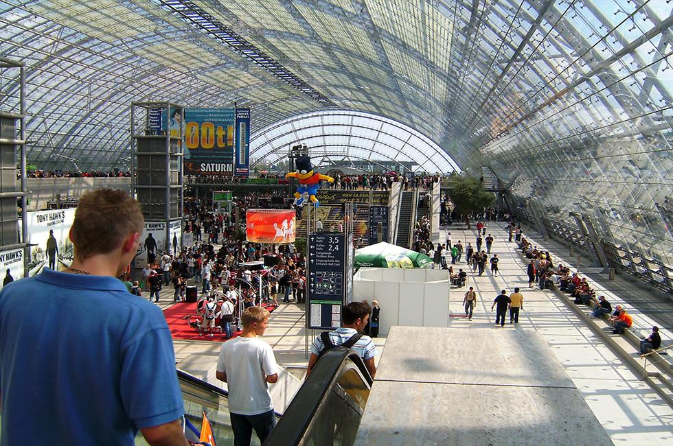 Leipzig-Messe-Ausstellung-Messestand-international