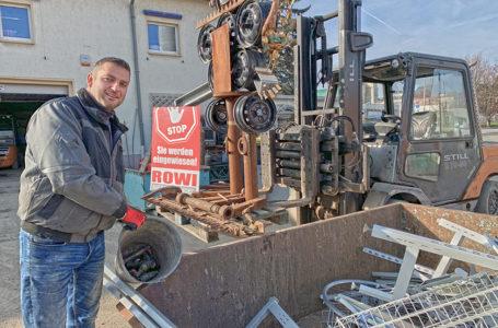 Plauener Metallhandel belohnt Nachhaltigkeit