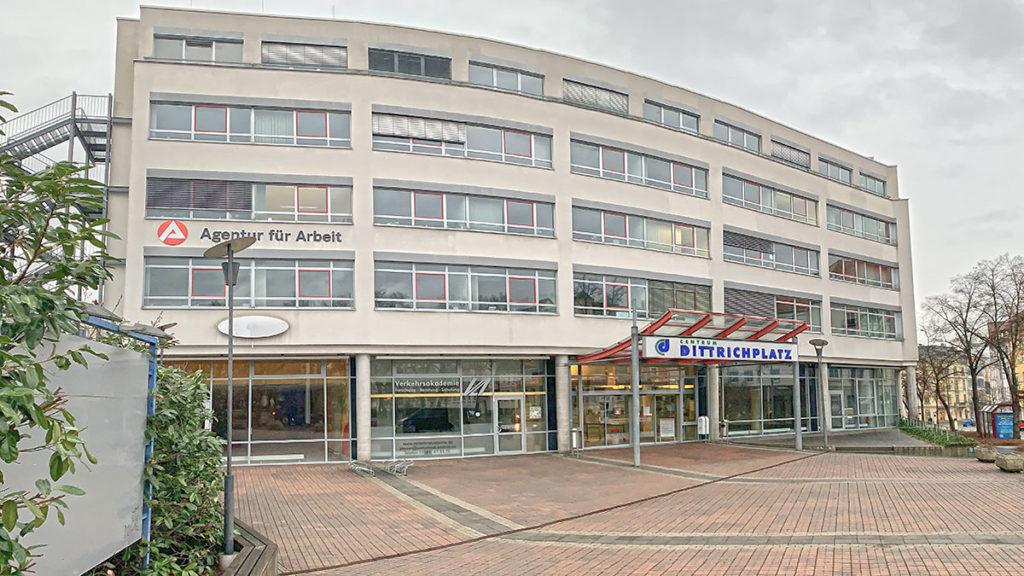 Arbeitsagentur - Die Agentur für Arbeit in Plauen im Vogtland.