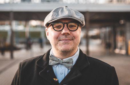 Plaunener Oberbürgermeisterkandidatur Lars Buchmann. Foto: Lars Eckert