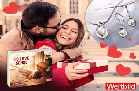 Weltbild in Plauen und Spitzenstadt starten Valentinstags-Verlosung