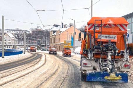 Wintereinbruch im Vogtland sorgt für Unfälle