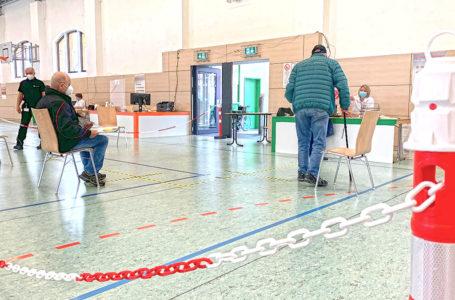 Impfzentrum in Plauen schließt wieder