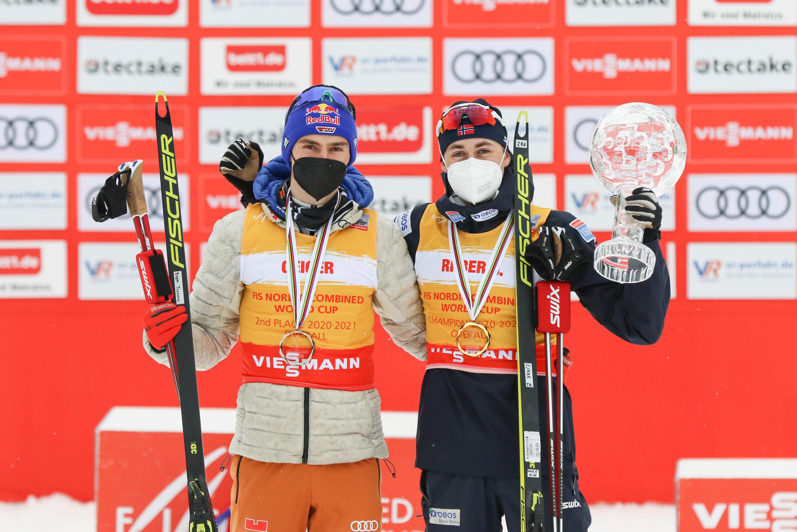 Kombinierer Riiber auch in Klingenthal Weltcup-Dominator