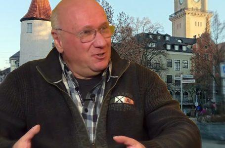 OB-Wahl Plauen: Querdenker Thomas Kaden will kandidieren