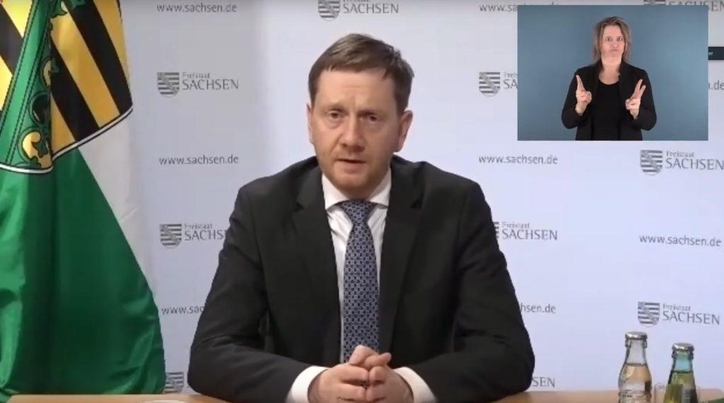 Zusammen gegen Corona: Die Vogtlandkonferenz mit Ministerpräsident Michael Kretschmer