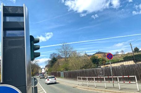 Neuer Rotlicht-Blitzer in Plauen wird scharf geschaltet