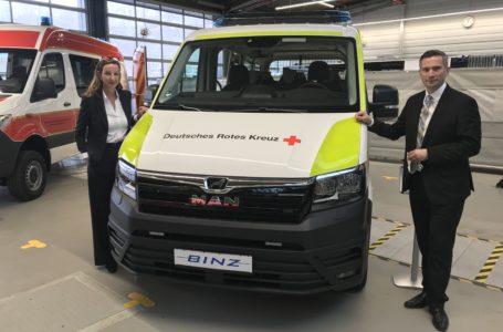 Binz übernimmt MAN Standort in Plauen