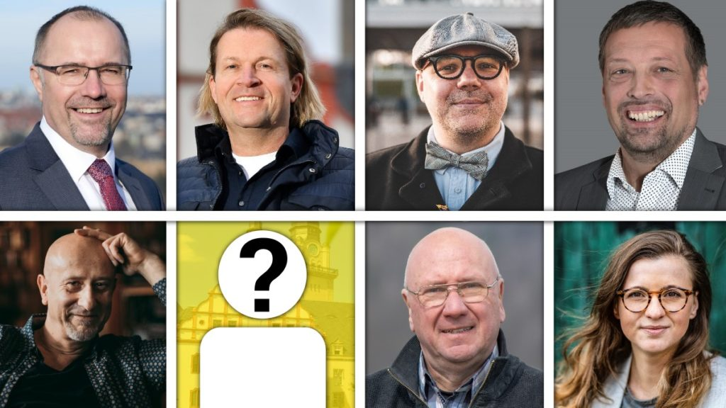 Wer wird neuer Oberbürgermeister in Plauen?