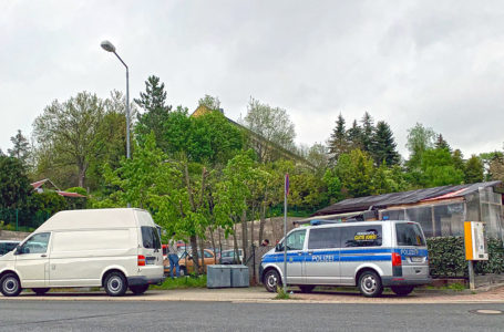 Minderjähriger Plauener in Autohandel eingebrochen