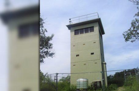 Außensanierung des Grenzturms in Heinersgrün abgeschlossen
