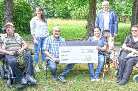 Plauener Vital-Verein mit erfal-Stiftungspreises 2021 geehrt