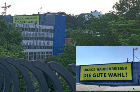 OB-Wahl in Plauen: Heiße Wahlkampf-Phase läuft