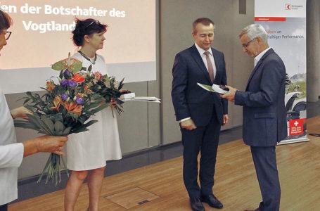 Zwei neue Botschafter des Vogtlandes