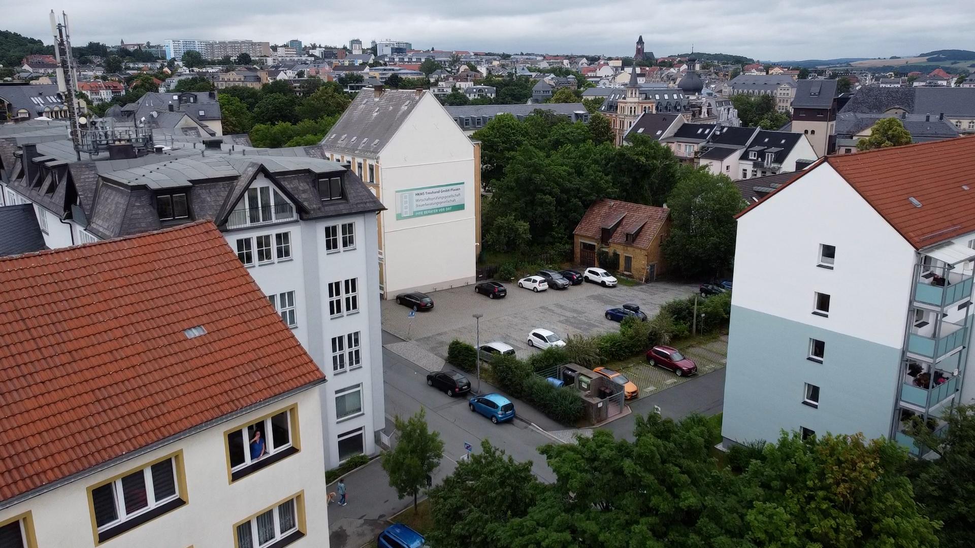Neue coole Flat in Plauen
