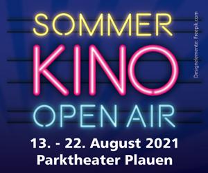 SommerFilmFest im Parktheater Plauen