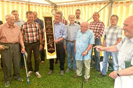 Männergesangverein Ruppertsgrün feiert 125-jähriges Bestehen
