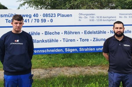 Stahlzentrum Plauen: Ausbildung wird immer schwerer