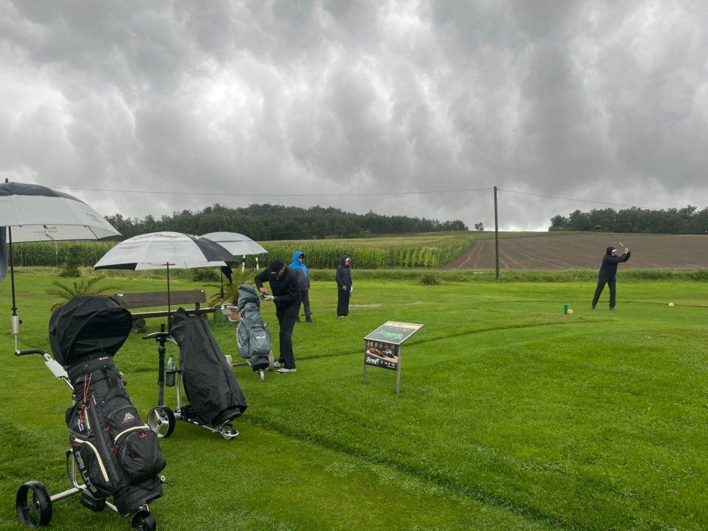 Clubmeisterschaften auf dem Golfplatz Talsperre Pöhl. Foto: Verein