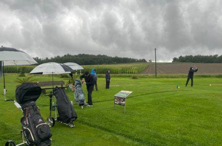 Golfturnier an der Pöhl wegen Starkregen abgebrochen