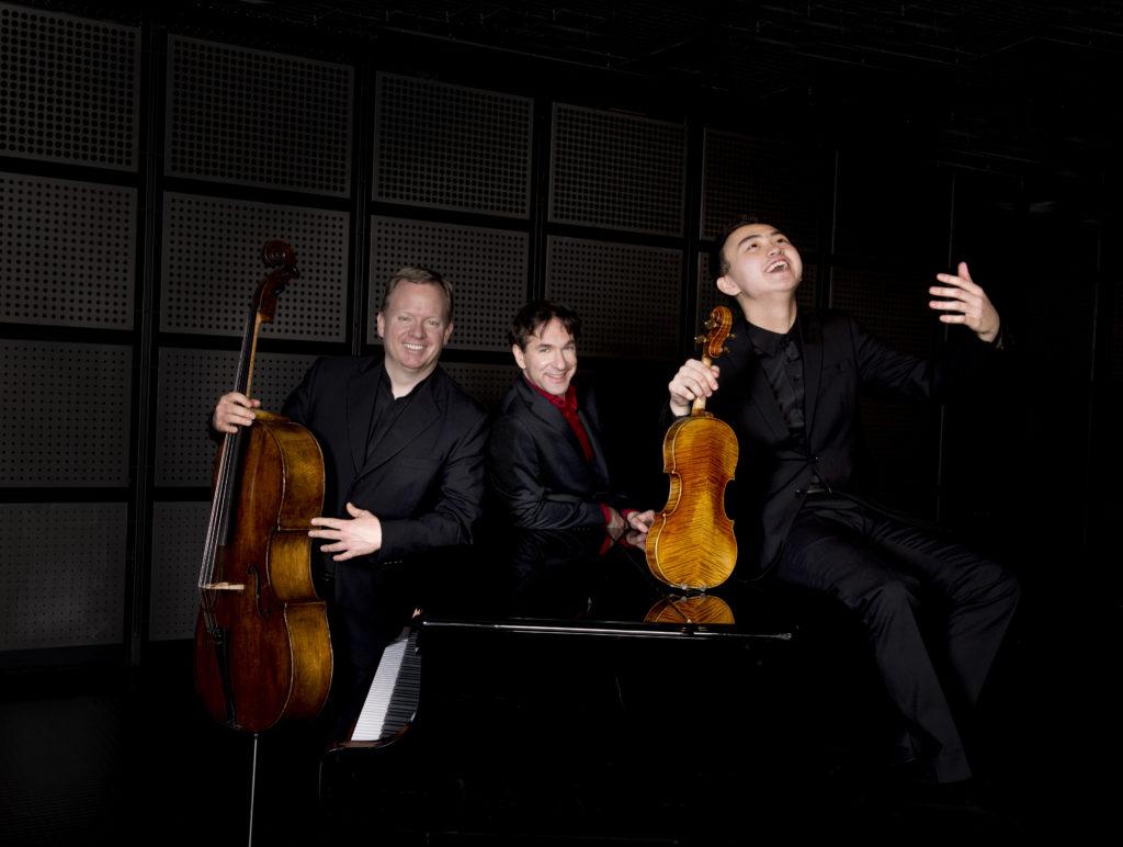 Wiener Trio mit Weltniveau spielt Clara-Werke in Plauen. Foto: Nancy Hororwitz