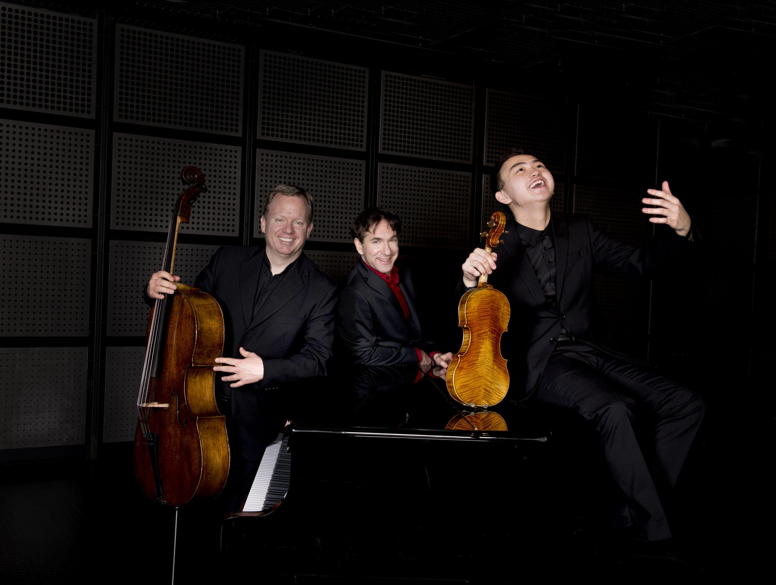 Sensation: Wiener Trio spielt in Plauen