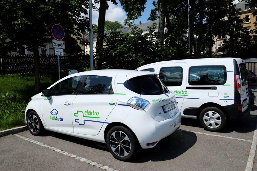 Carsharing in Plauen