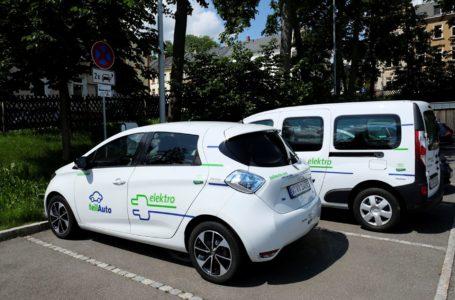Carsharing-Angebot in Plauen im Aufbau