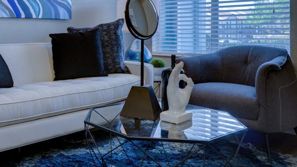Modernes Wohnen - Schnelles Reinigen und pfiffiges Einrichten