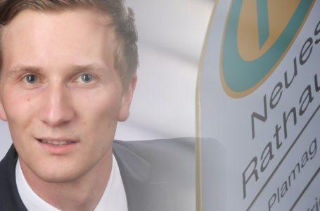 Tobias Kämpf: Plauens neuer junger Kulturbürgermeister