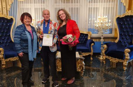 Auszeichnung für Hotel Alexandra in Plauen