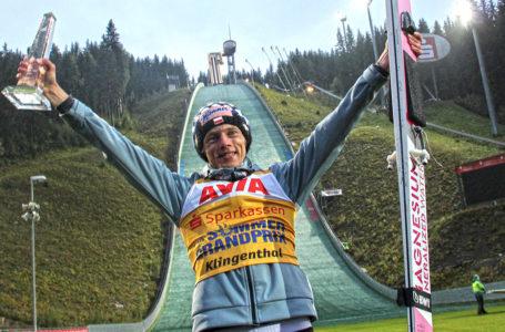Zahlreiche Springer beim FIS Sommer Grand Prix in Klingenthal