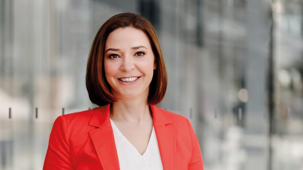 Yvonne Magwas, CDU